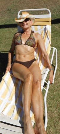 Deb Dutcher - Building A Six-Pack on a 60-plus bod