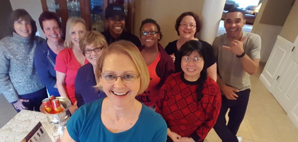 Group Support - Sexy, Lean and Strong by Deb Dutcher